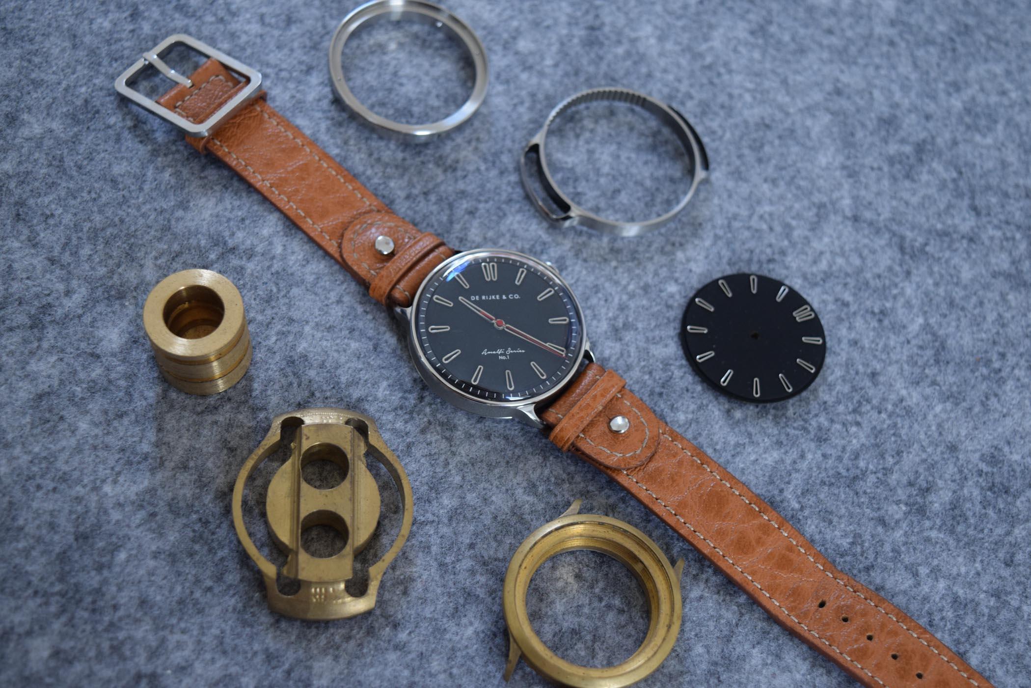 De Rijke Watches and Co Amalfi Series 1 - 3