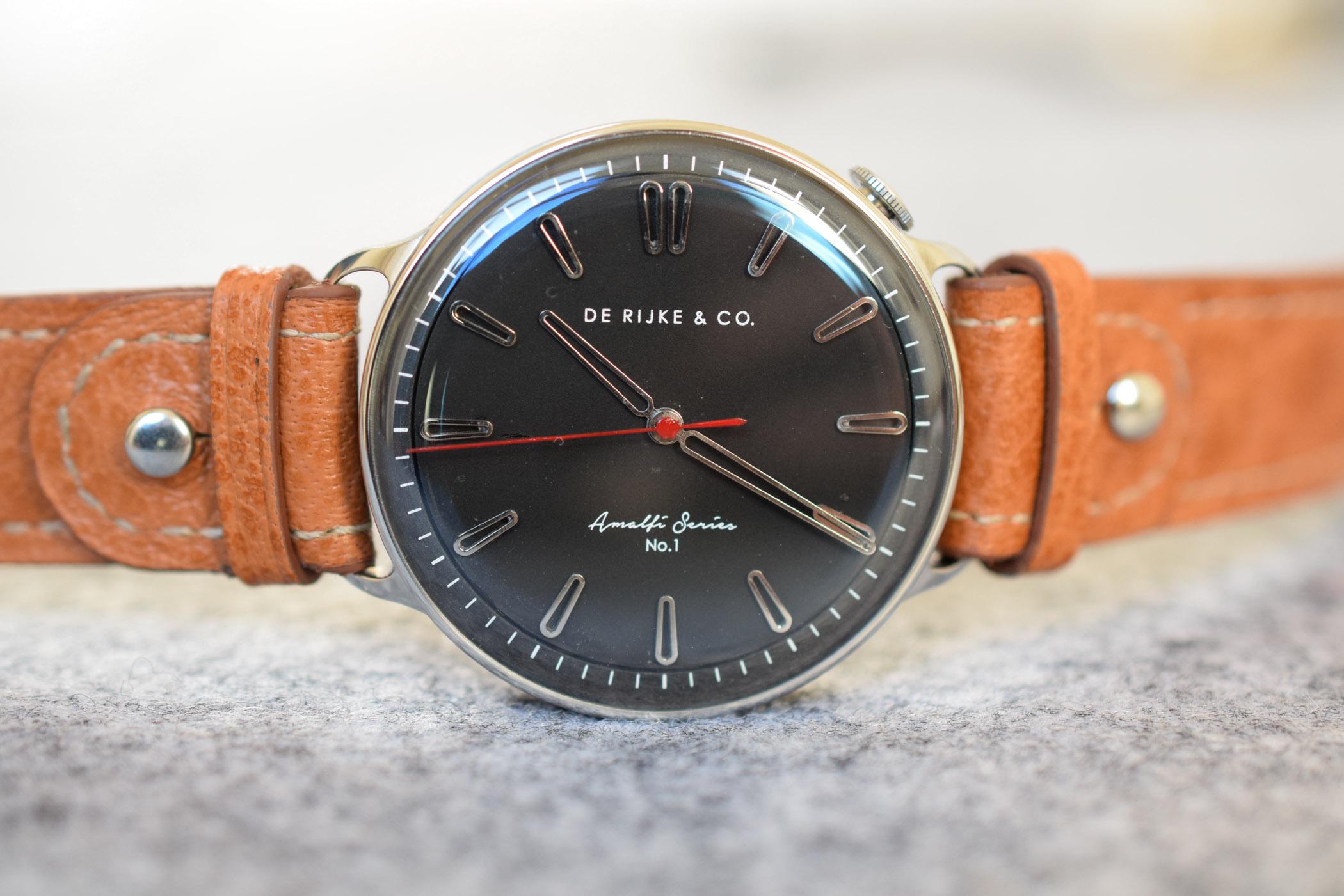 De Rijke Watches and Co Amalfi Series 1 - 7