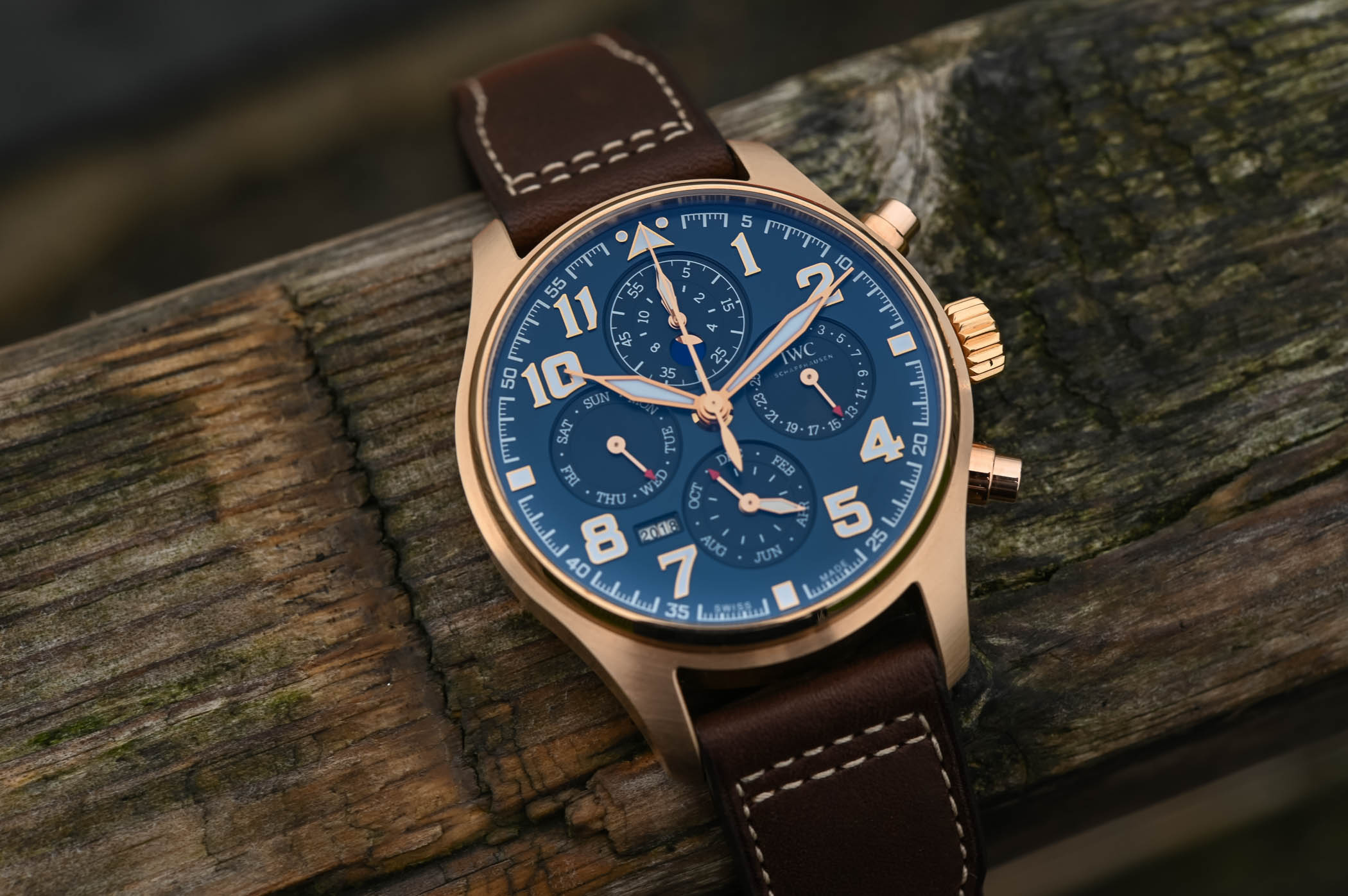 A few more new IWC Spitfires IWC-Pilots-Watch-Perpetual-Calendar-Chronograph-Le-Petit-Prince-IW392202-SIHH-2019-2