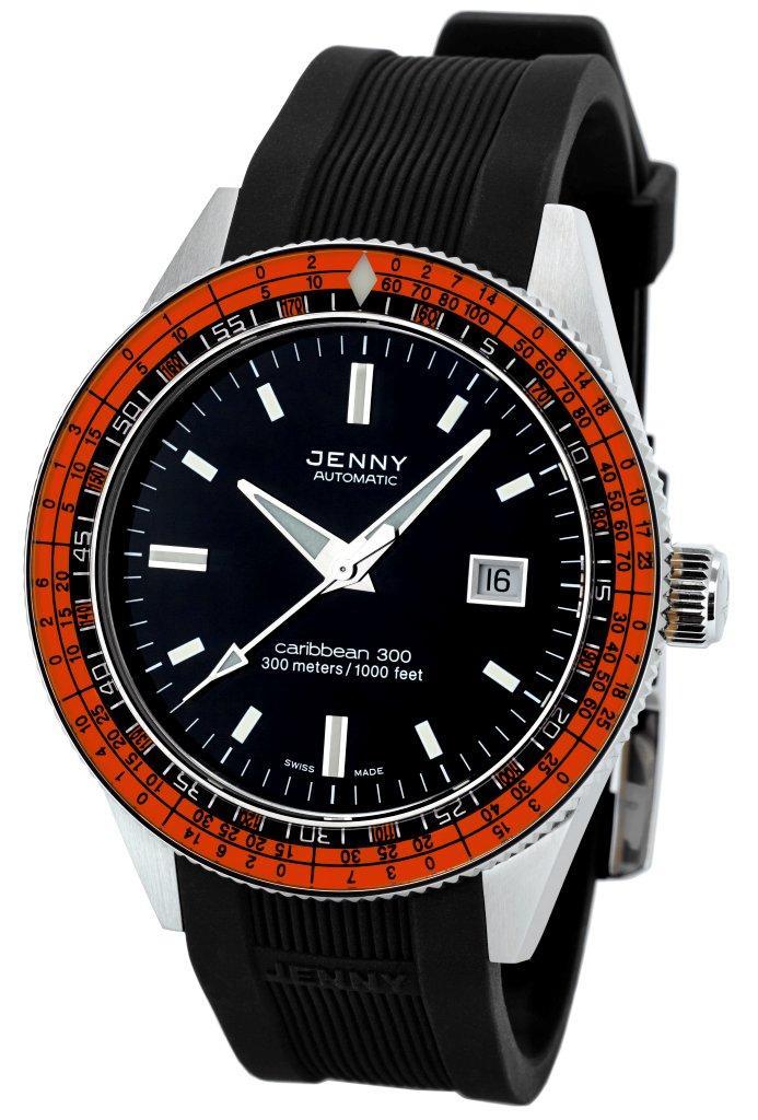 JENNY WATCHES Caribbean 300 - 8
