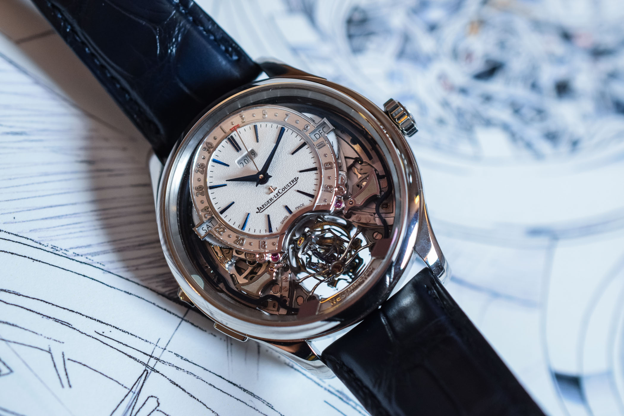Jaeger LeCoultre SIHH 2019 - 5