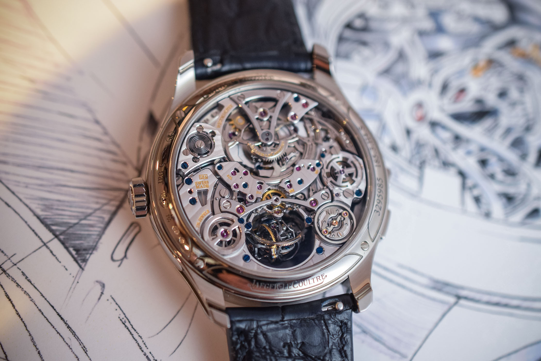 Jaeger LeCoultre SIHH 2019 - 6