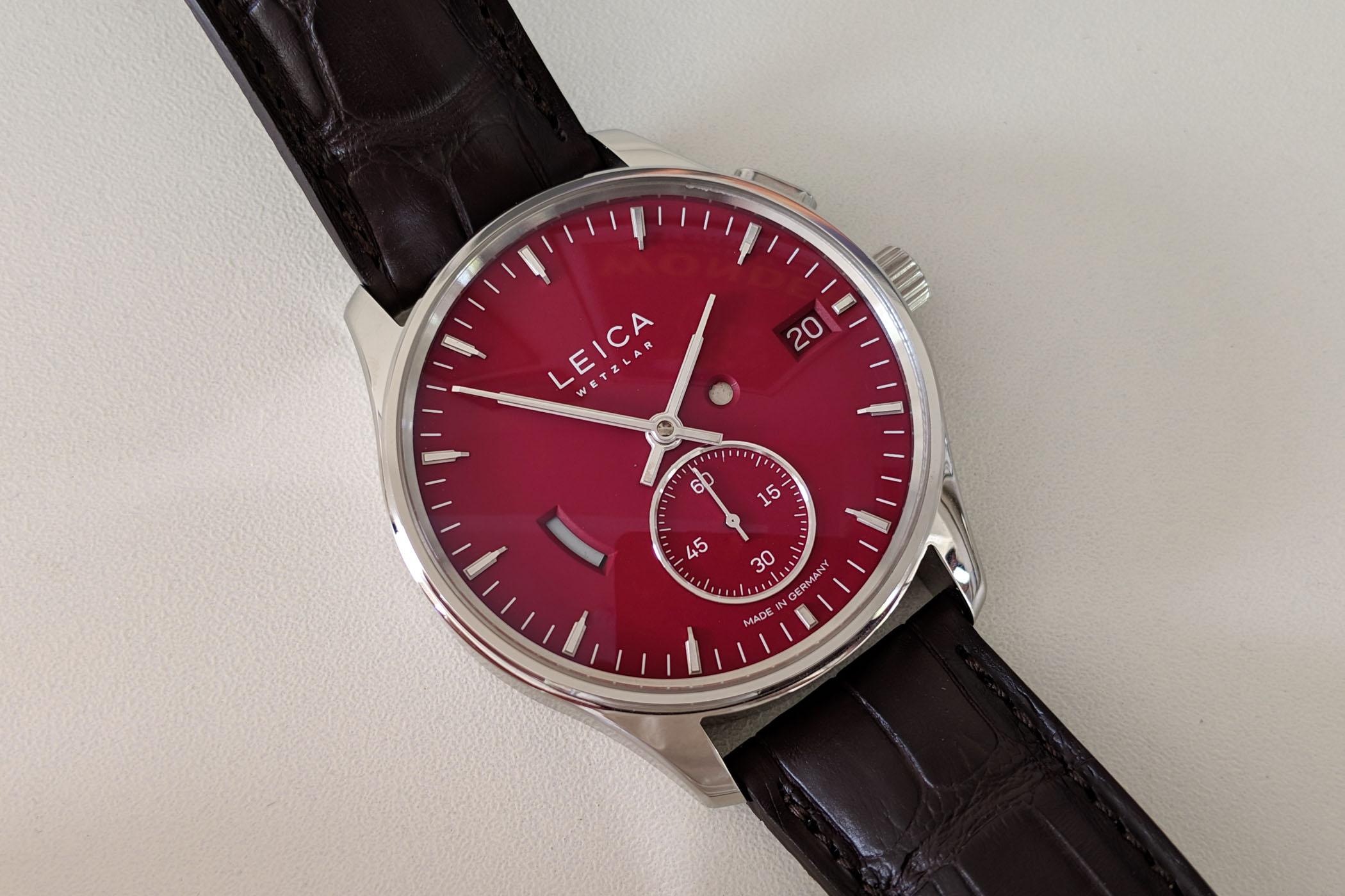 Leica Watch L1 and L2 Review - 14