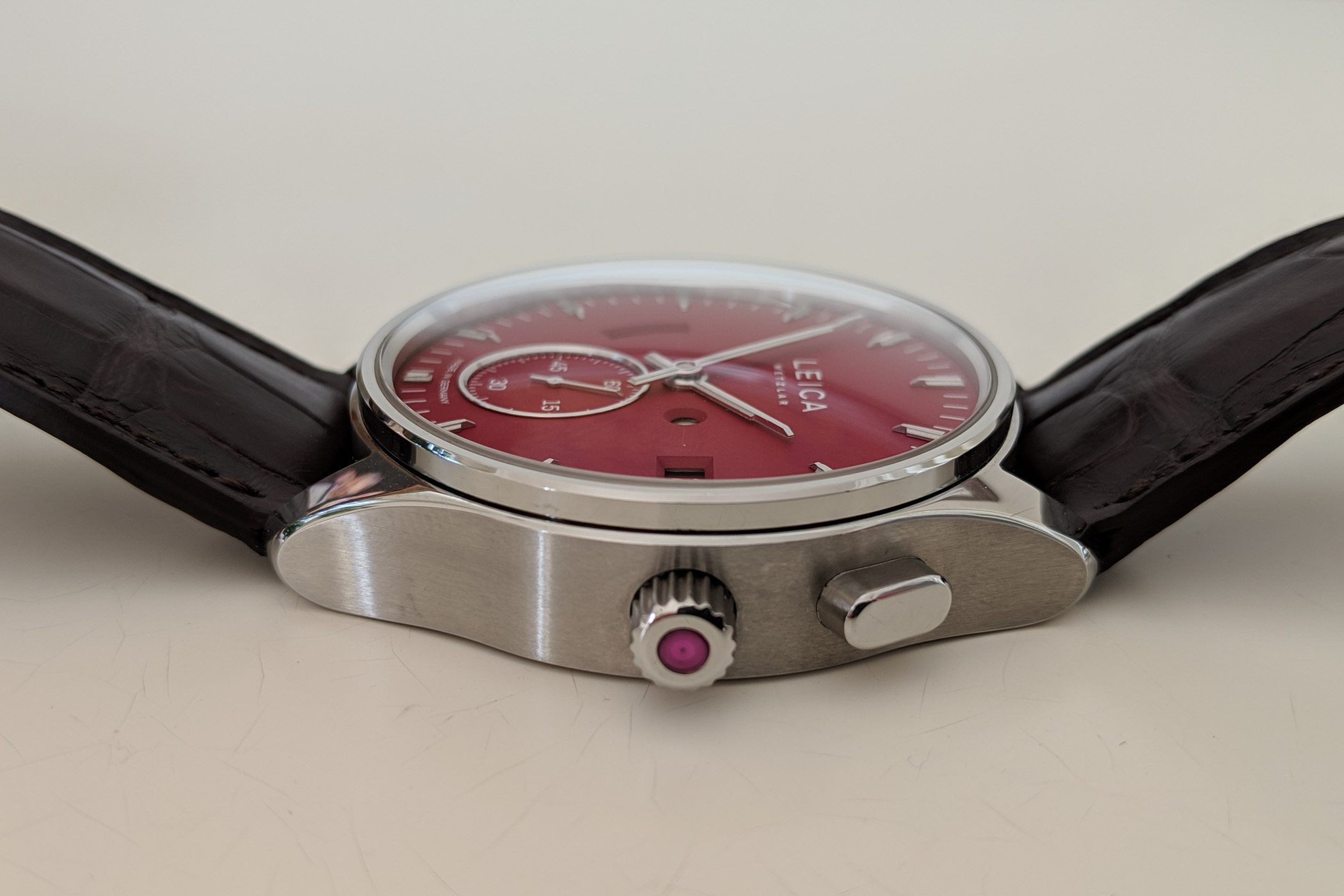Leica Watch L1 and L2 Review - 17