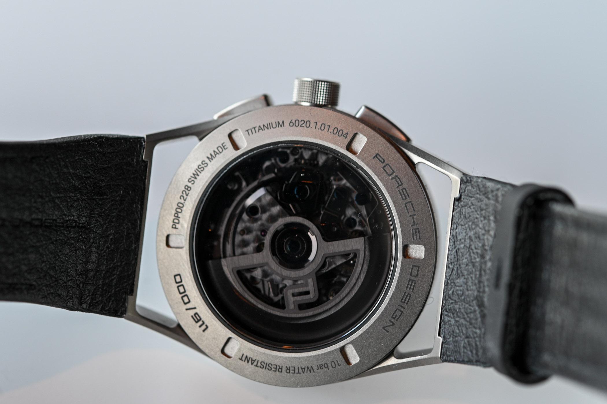 porsche design 911 timeless machine chronograph