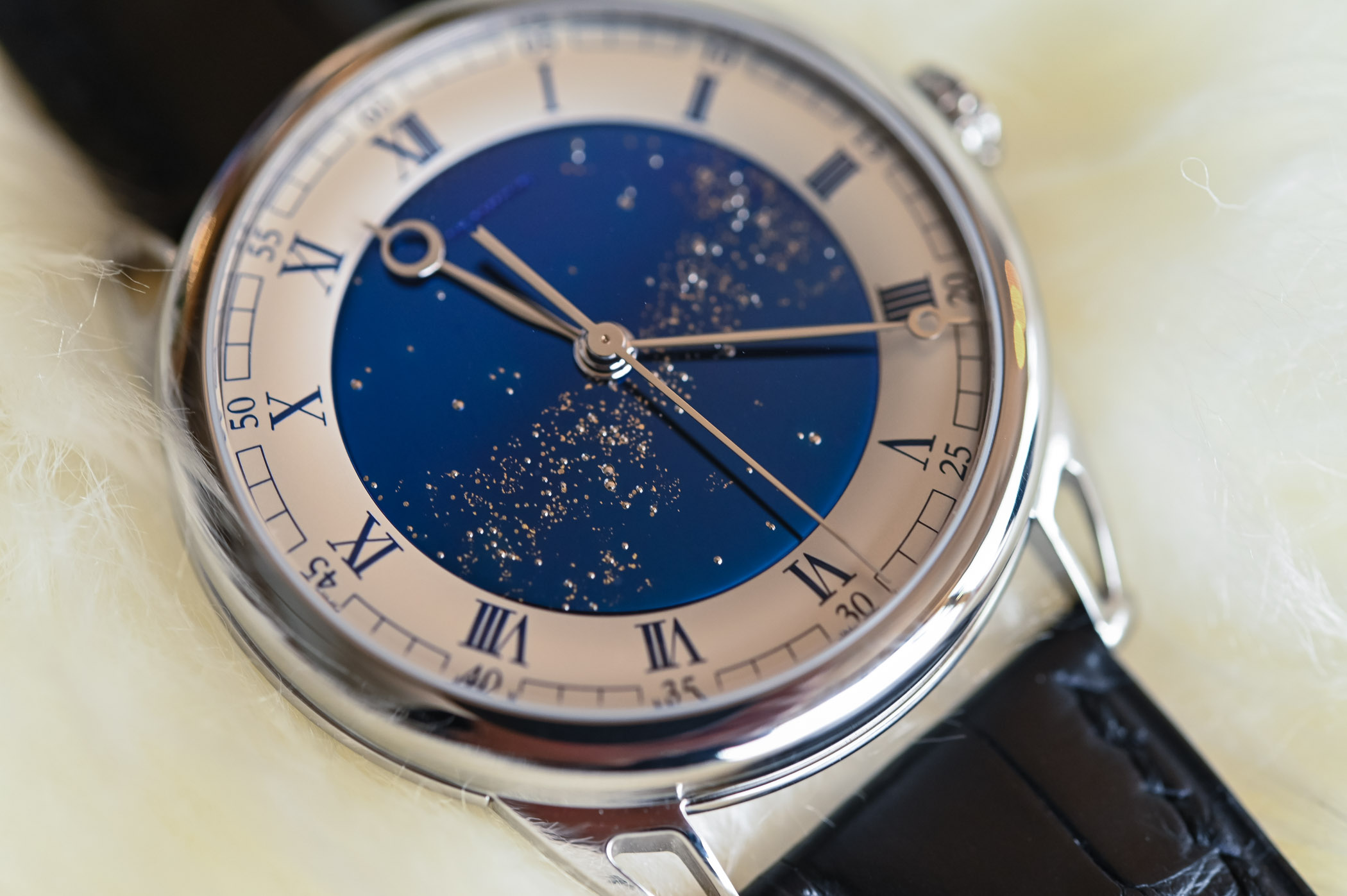 De Bethune DB25 Starry Varius Chronometre Tourbillon - 11