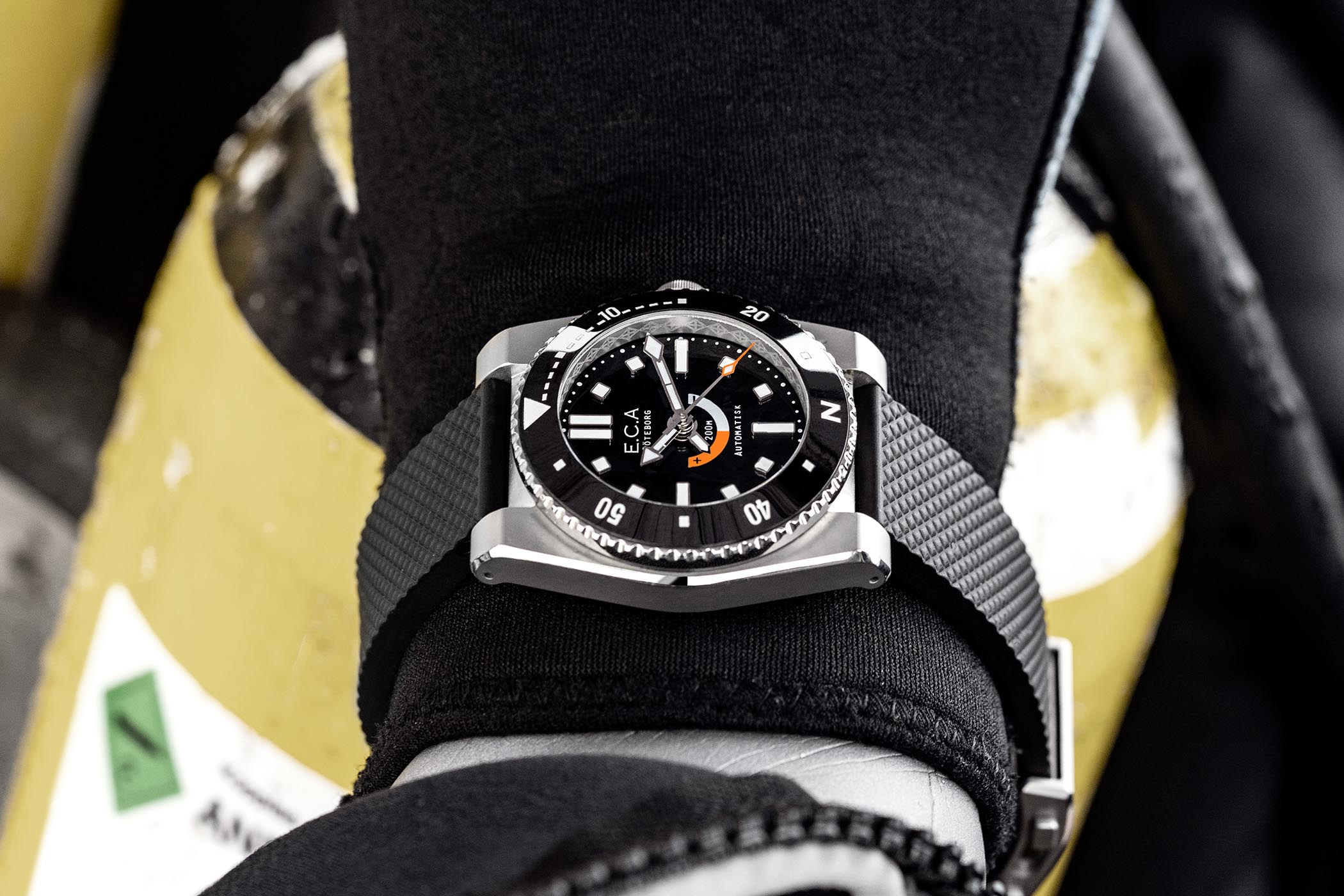 E.C.Andersson Denise dive watch - 1