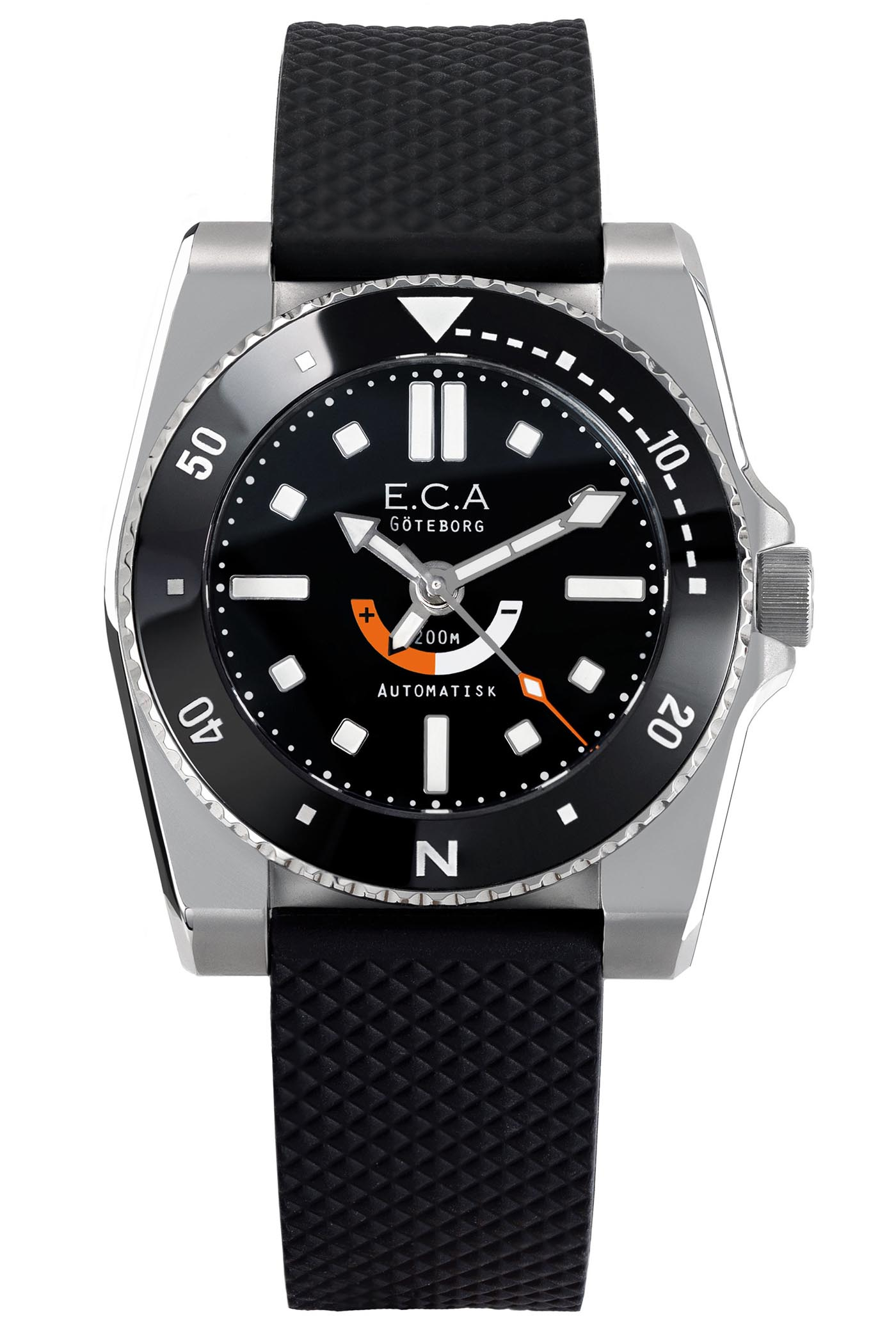 E.C.Andersson Denise dive watch - 7