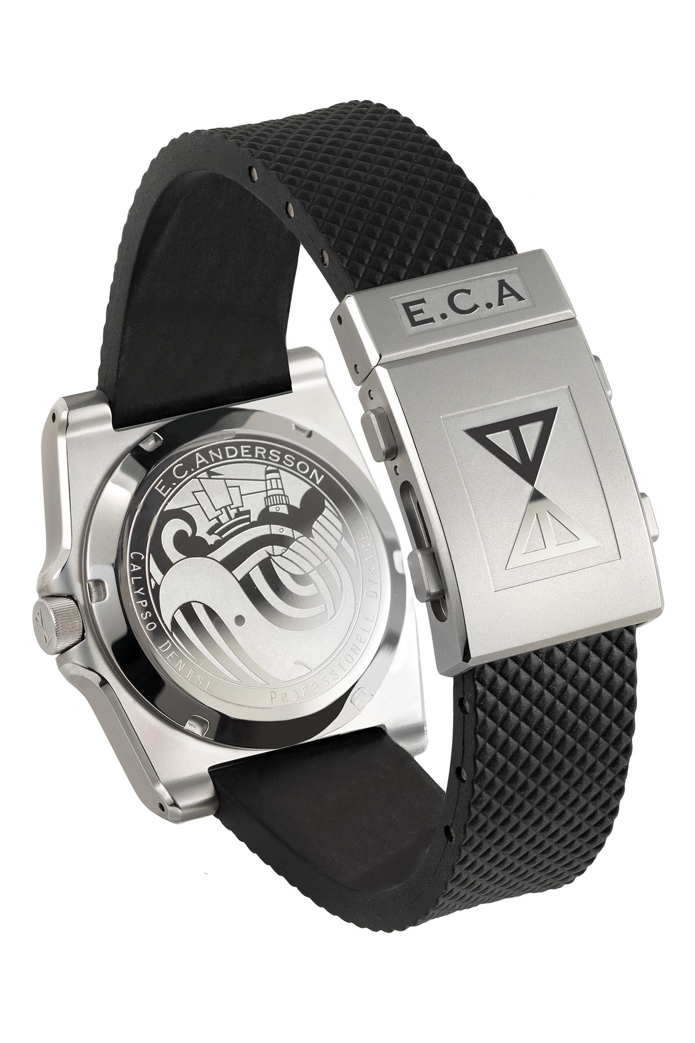 E.C.Andersson Denise dive watch - 8