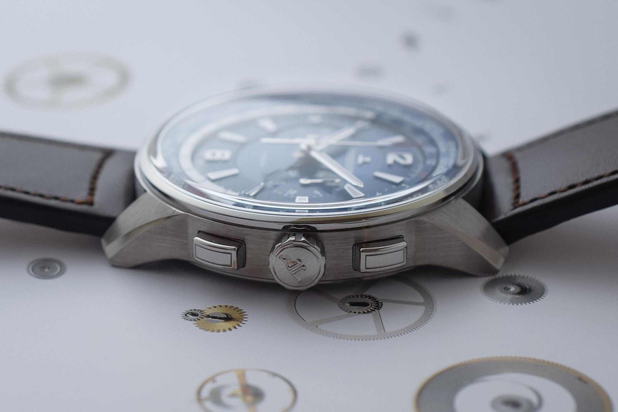 Jaeger-LeCoultre Polaris Chronograph WorldTimer - Review - 3