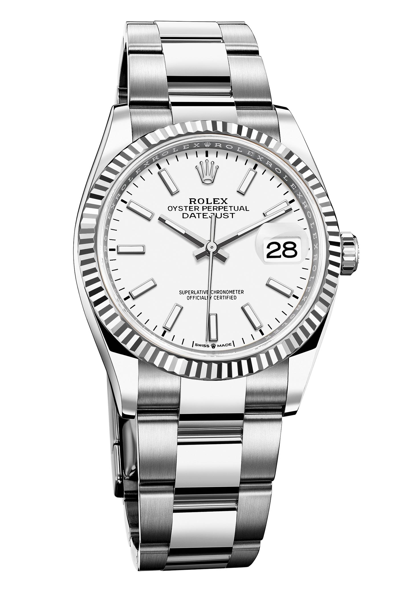 Rolex Datejust 36 Steel - Rolex Baselworld 2019 - Rolex 2019 Predictions
