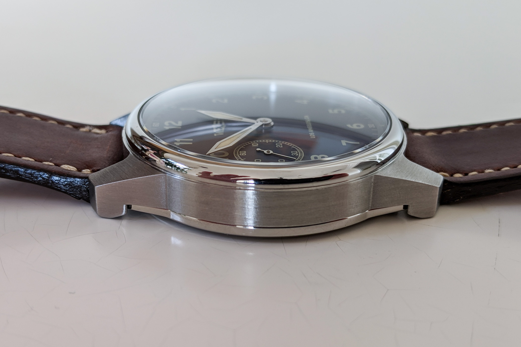 Weiss 42mm Limited American Issue Field Watch – American-Made Movement - 1